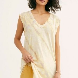 Free People Breezy Point Longline Tunic